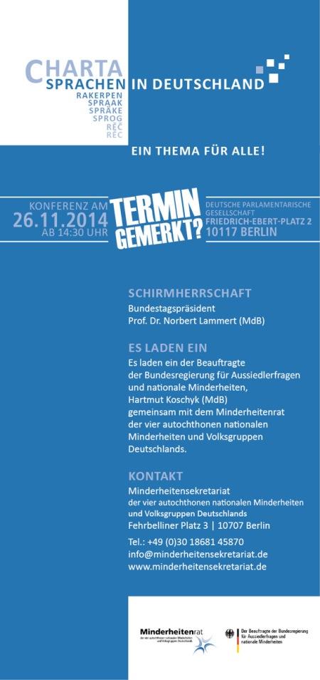 Termin-gemerkt-26.11.2014-Charta-Sprachen