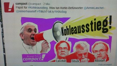Papst_Kohle